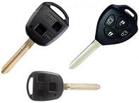 Toyota Anahtarlara Uyumlu Oto Kumanda Kapları