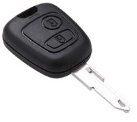 Citroen C2 Anahtar Uyumlu Kumanda Kabı