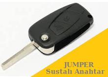 Citroen Jumper Sustalı Anahtar