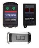 scorpion kumanda