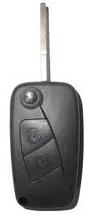 Fiat Fiorino Sustalı Anahtar Uyumlu Kumanda Kabı