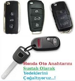 Honda Yedek Sustalı Kontak Anahtarı