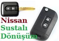 Nissan Sustalı Anahtar Dönüşümü
