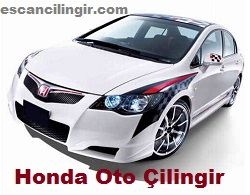 Honda Otomobil Çilingir