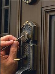 Kilitli Çelik Kapı Nasıl Açılır
