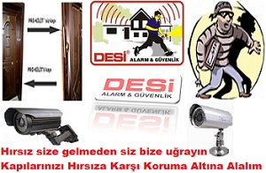 Eskişehir Alarm Güvenlik Sistemleri