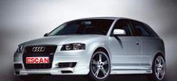 Audi A3 Oto Kapısı Açma