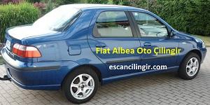 Fiat Albea Oto Çilingir Araç Kapısı Açma