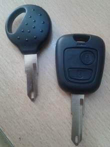 Citroen C2 Yedek Kontak Anahtarı