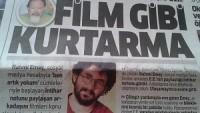 Facebook Mesajını Görüp Çilingir'e Kapıyı Açtırdı