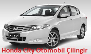 Honda City Otomobil Çilingir Servisi
