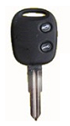 Chevrolet 2 Tuş Anahtar Uyumlu Kumanda Kabı