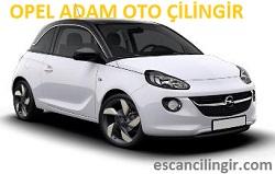 Opel Adam Kapı Kilidi Açma