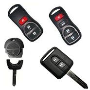 Nissan Anahtarlara Uyumlu Kumanda Kapları