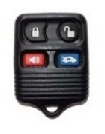 Ford Anahtar Kumanda Kabı