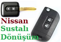 Nissan Sustalı Anahtar