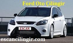 Ford Otomobil Kapı Açma