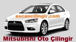 Mitsubishi Otomobil Çilingiri