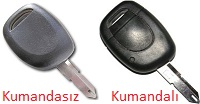 Renault Clio Anahtarları