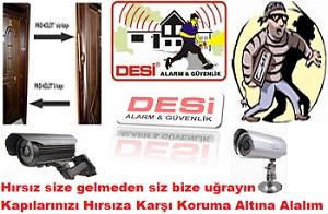Alarm Kamera Güvenlik Sistemi
