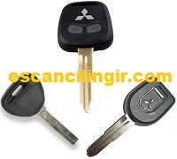 Mitsubishi Oto Anahtarı