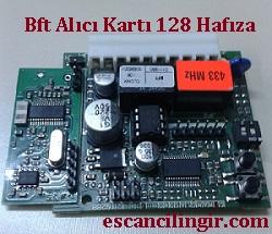12 / 24 Volt BFT Kumanda Alıcısı