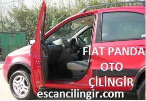 Fiat Panda Oto Çilingir Servisi