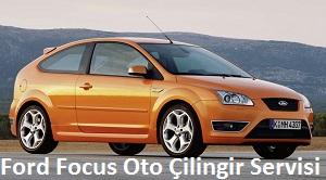 Ford Focus Otomobil Çilingir Srvisi