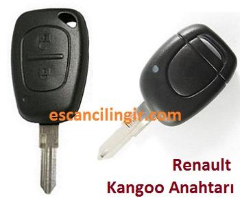Renault Kango Yedek Anahtar Kopyalama