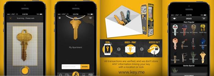 Anahtar Fotoğrafına Göre Yedek Anahtar Kopyalama Uygulaması Çok Yakında Türkiye Pazarına Girebilir