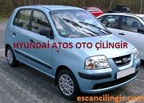 Hyundai Atos Kilit Açma Oto Çilingir Servisi