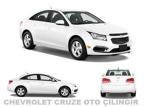 Chevrolet Cruze Çilingir