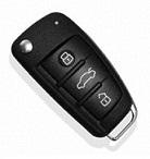 Audi Kumanda Anahtar Kabı